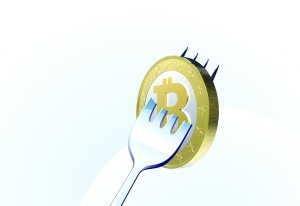 Forking Bitcoin, the first existential milestone